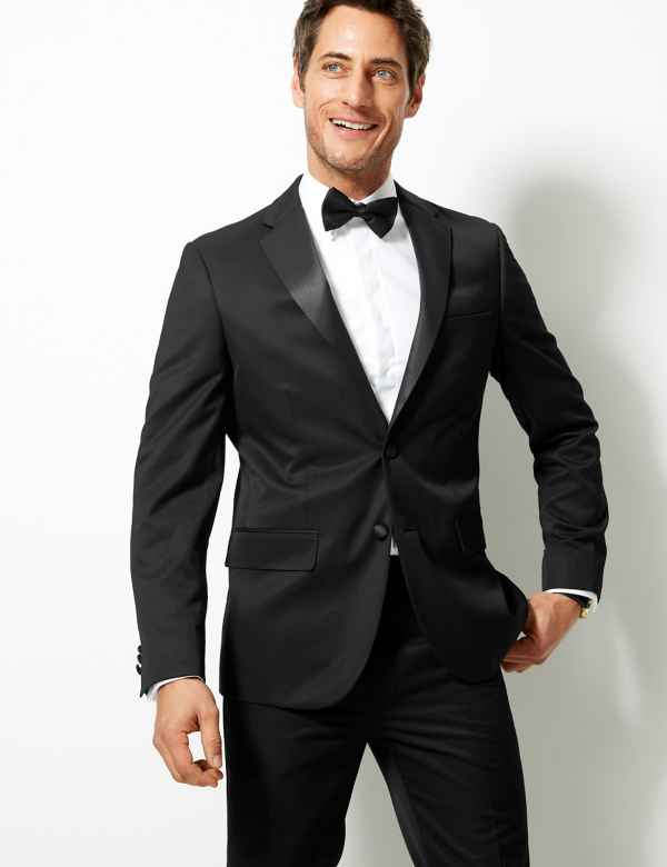1767784f1e97e Mens Tuxedos & Dinner Suits | Mens Evening Suits | M&S
