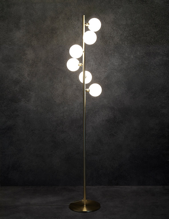 Dexter Floor Lamp | M&S | Floor lamp