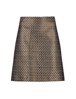 4d5e0be45a74d4 Diamond Jacquard Mini Skirt   M&S Collection   M&S