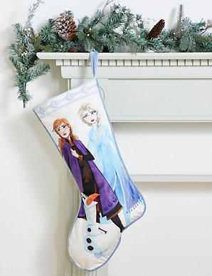 Frozen Christmas Special.Disney Frozen 2 Stocking M S