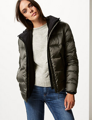 Double Layer Padded Jacket