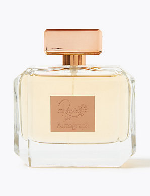 Eau De Parfum 75ml Rosie For Autograph Ms