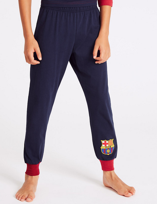 Pyjama Winter Set  Barcelona Official