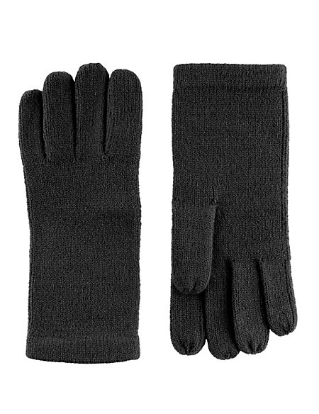 Cashmilon™ Knitted Gloves