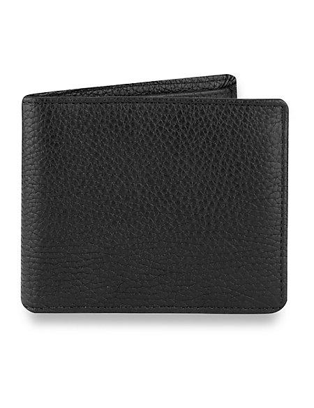 Luxury Leather Billfold Wallet