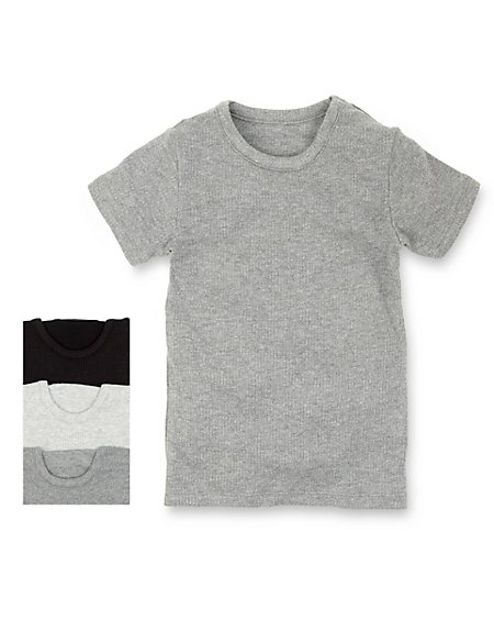 Short Sleeve Vests (2-16 Years)