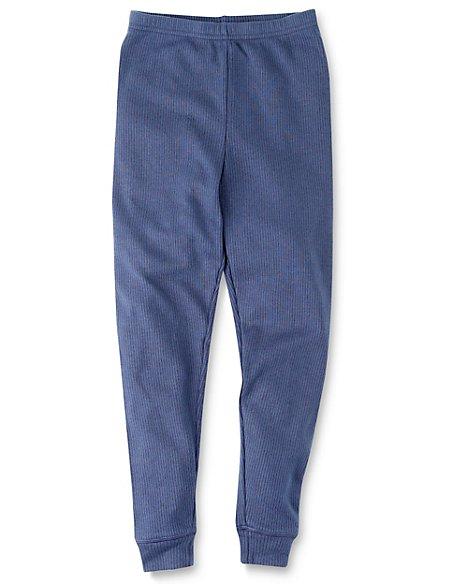 Soft & Cosy Ribbed Thermal Long Pants (1-16 Years)