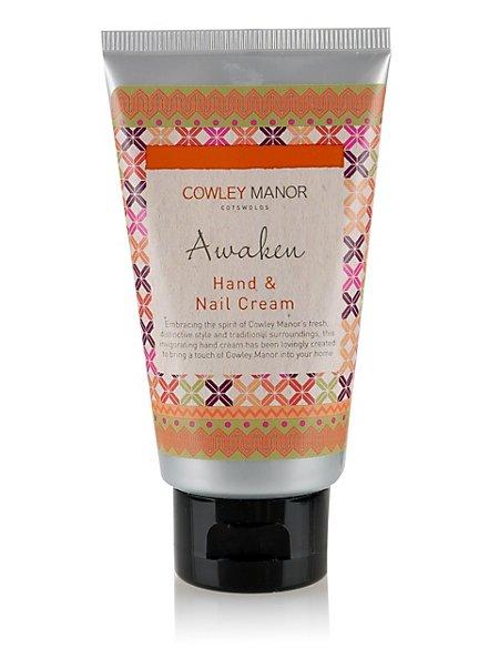 Cowley Manor Awaken Hand and Nail Cream 75ml