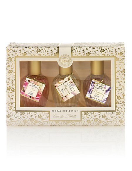 Mixed Eau de Toilette Gift Set