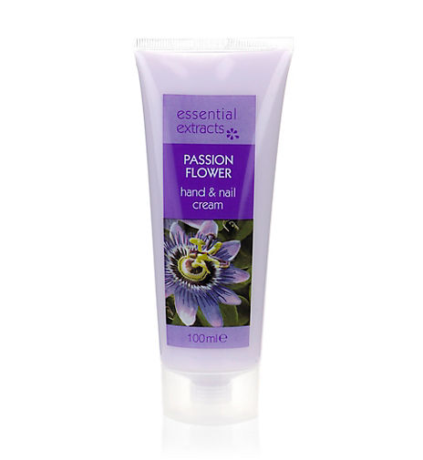 Passion Flower Hand & Nail Cream 100ml