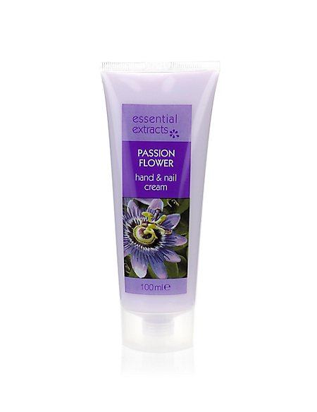 Passion Flower Hand & Nail Cream 100ml