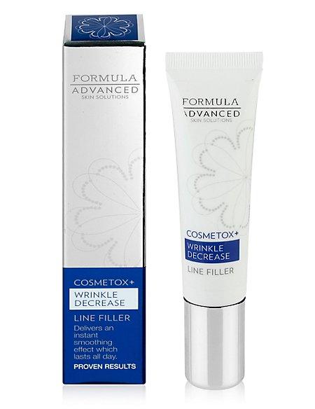Cosmetox+ Wrinkle Decrease Line Filler 15ml