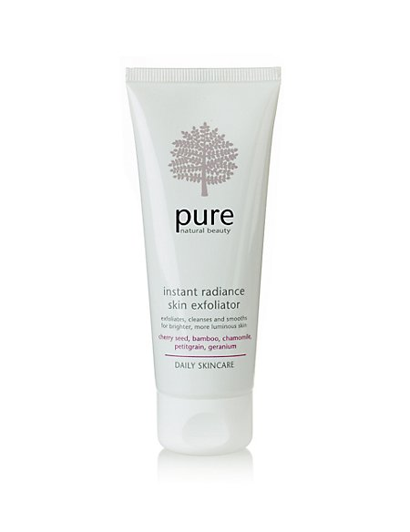 Daily Skincare Instant Radiance Skin Exfoliator 75ml