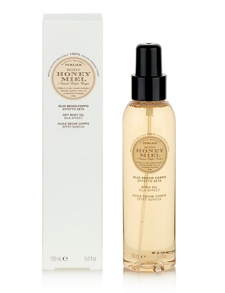 Honey Silk Effect Body Oil 150ml