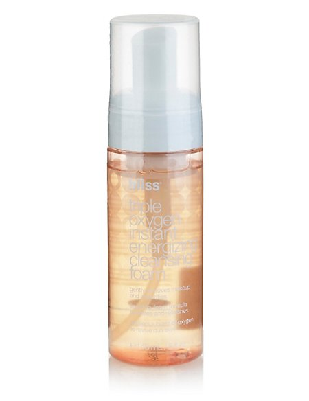 Triple Oxygen Cleansing Foam 150ml