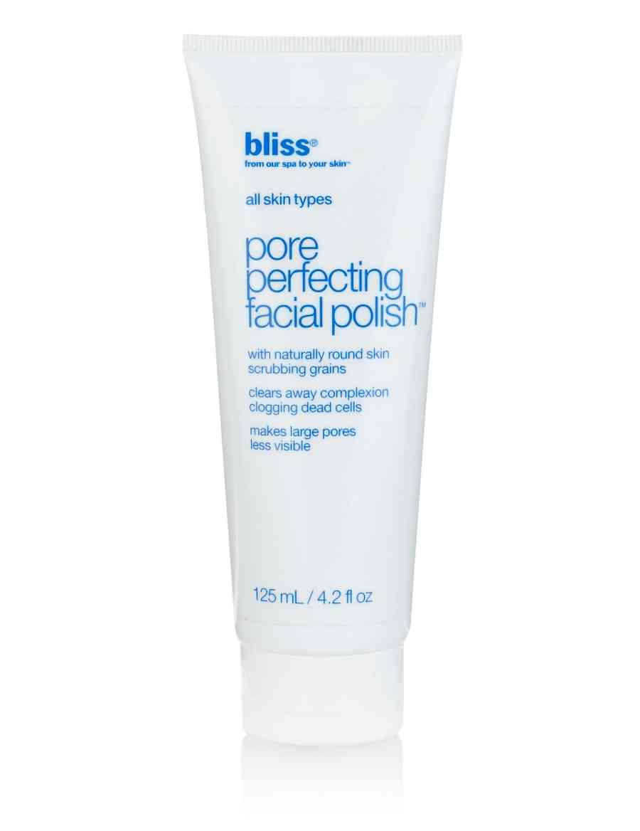 bliss pore perfecting facial polish