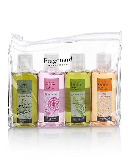 Bag Of 4 Shower Gels