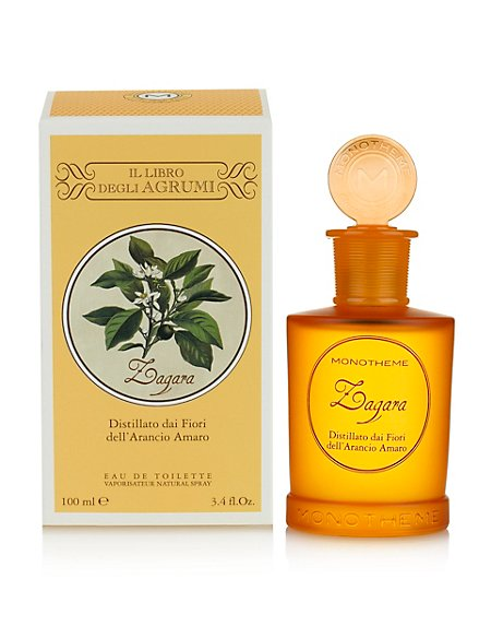 Book of Citruses Zagara Eau de Toilette 100ml