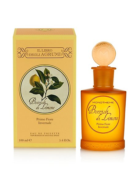Book of Citruses Boccioli di Limone Eau de Toilette 100ml