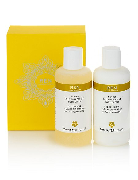 Neroli & Grapefruit Duo Gift Set