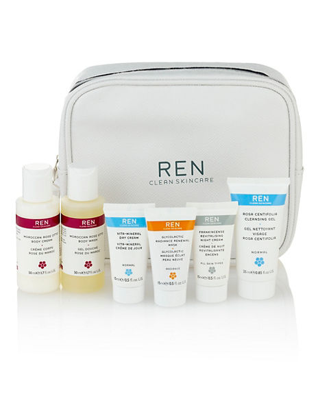Clean Skincare Discovery Kit