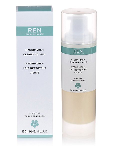 REN Hydra-Calm Cleansing Milk 150ml