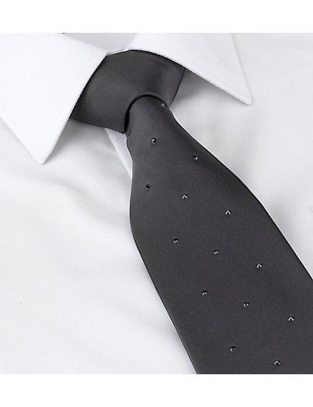 Silk Evening Tie with SWAROVSKI® ELEMENTS