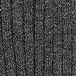 5 Pairs of Freshfeet™ Cotton Rich Ribbed School Socks, GREY, swatch