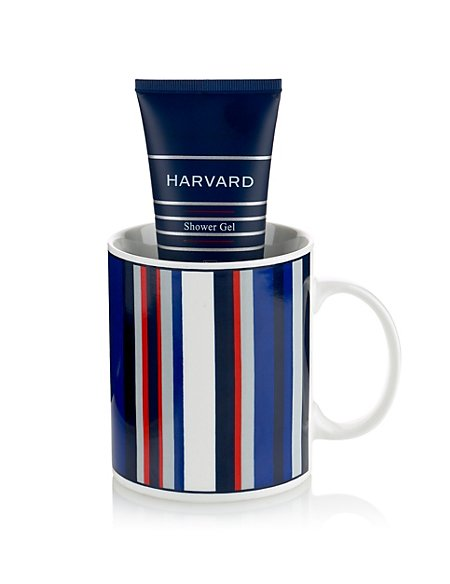 Blue Harbour Harvard Mug Gift Set