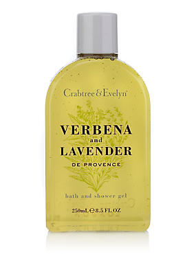 Verbena Lavender Shower Gel 250ml