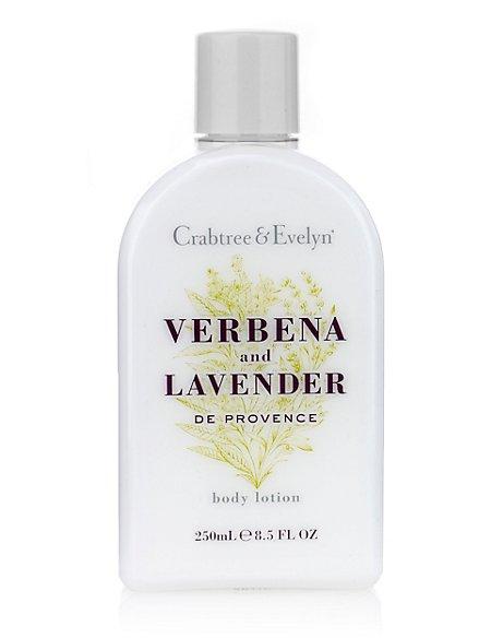 Verbena & Lavender Body Lotion 250ml