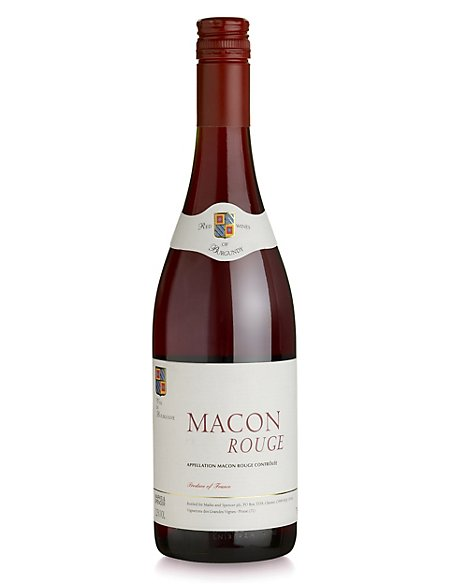 Macon Rouge - Case of 6