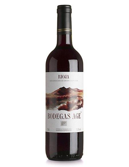 Bodegas Age Rioja - Case of 6
