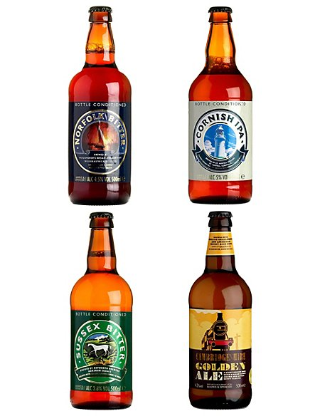 Great British Ale Selection - Case of 20