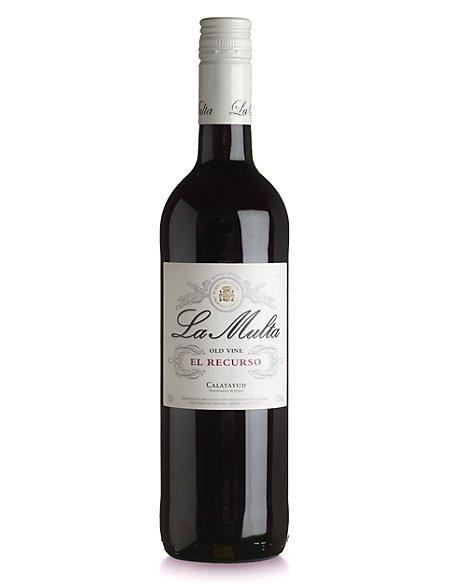 La Multa Old Vine El Recurso - Case of 6