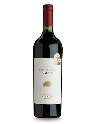 Vinalta Gran Seleccion Malbec - Case of 6 Wine
