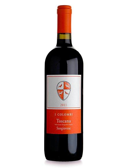 I Colombi Toscana Sangiovese - Case of 6