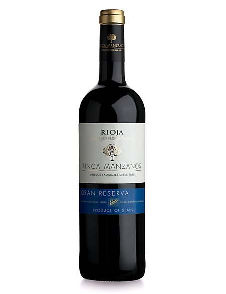 Finca Manzanos Rioja Gran Reserva - Case of 6