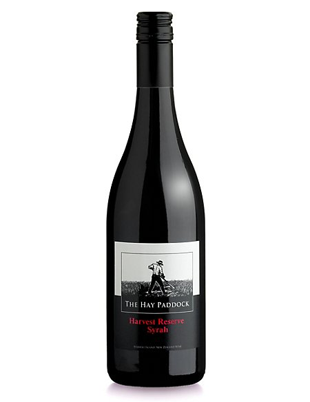 The Hay Paddock Harvest Reserve Syrah - Case of 6