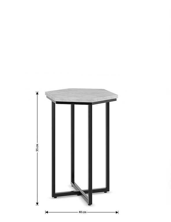 Farley Side Table M S