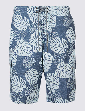 1ebc97e8608 Father and Son Matching Swim Shorts | M&S Collection | M&S