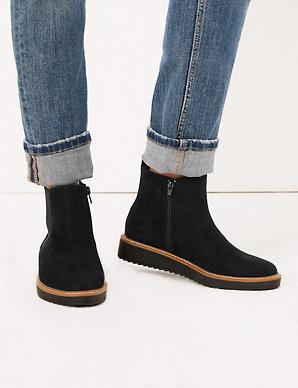 professional website 2019 original variety design Flatform Chelsea Boots