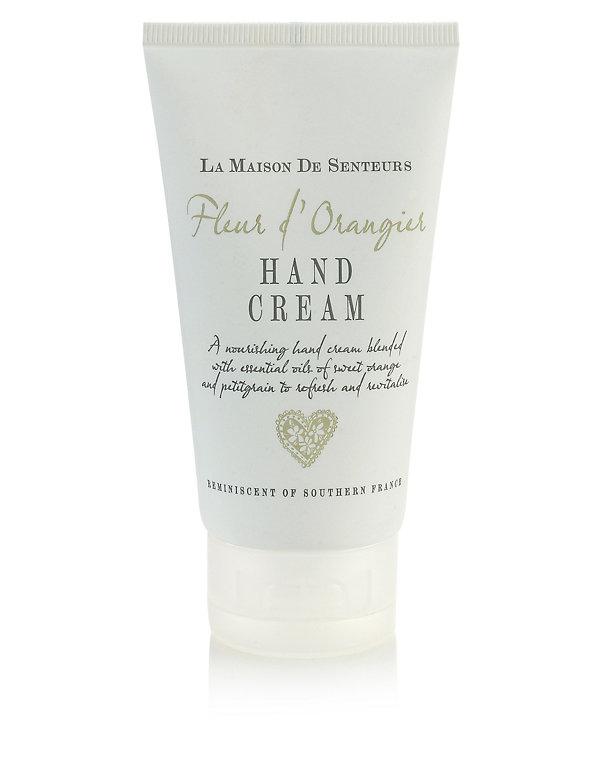 Marks and Spencer La Maison de Senteurs Orange Hand Cream Review