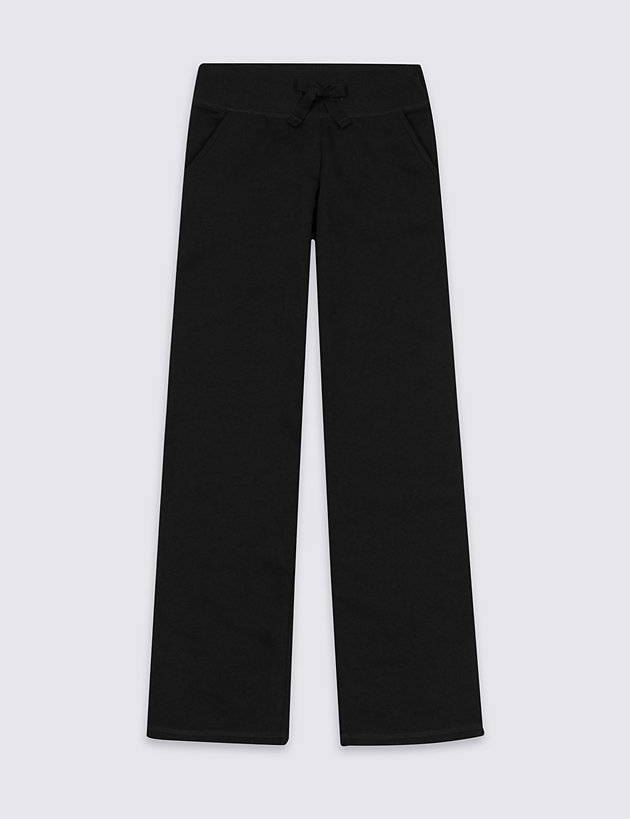 Girls' Cotton Rich Joggers