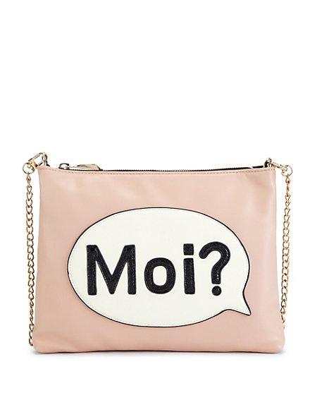 Moi Clutch Bag