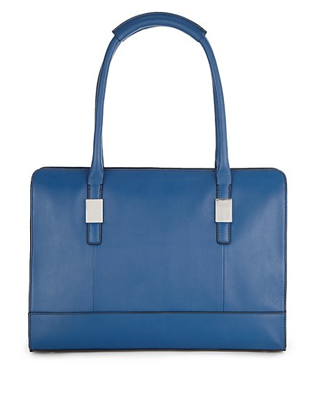 Ingrid Leather Tote Bag