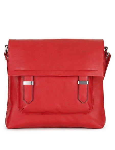 Twin Strap Messenger Bag
