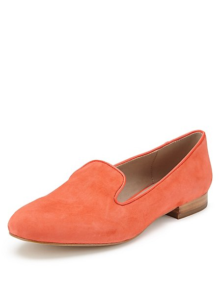 Stain Away™ Suede Albert Pumps with Insolia Flex®