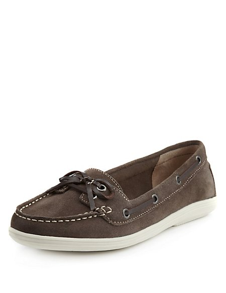 Bow Boat Shoes