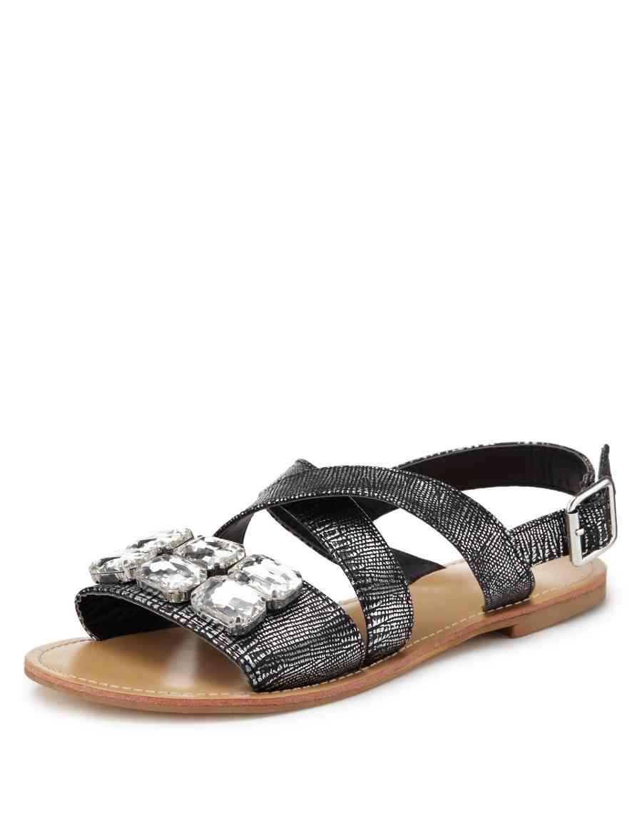 c38f837dfa26 Jewelled Sandals